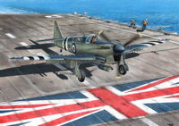 "Fairey Firefly FR Mk.I  ""The Initial British Missions over Korea"""