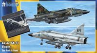 SAAB 37 Viggen Duo Pack & Book