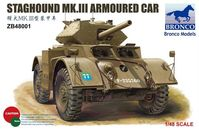 STAGHOUND III Armoured car