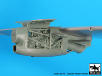 C-27 J Spartan 1 Engine for Italeri - Image 1