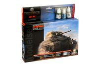 World of Tanks - M4 SHERMAN - Roll Out Model set