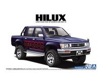Toyota Ln107 Hilux Pick Up Double car 4WD 94