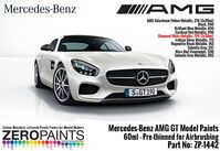 1442 Mercedes AMG GT Diamond White