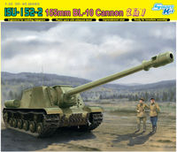 ISU-152-2 155mm BL-10 Cannon 2in1