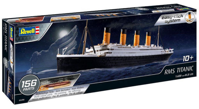 RMS Titanic easy-click system - Image 1