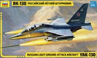 YAK-130 Russian Light Ground-Attack Aircraft - Image 1