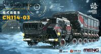 Cargo Truck - Tarnsport Truck CN114-03 (The Wandering Earth Series)