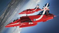 BAe Red Arrows Hawk