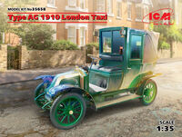 Type AG 1910 London Taxi - Image 1