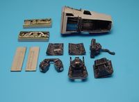 RF-4B/C Phantom II photo bay (with clear parts) Hasegawa