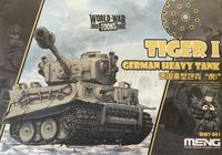 World War Toons - German Heavy Tank Tiger I - Image 1