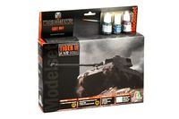 World of Tanks - Tiger II - Roll Out Model set