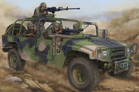 Meng Shi 1.5 ton Military Light Utility Vehicle- Convertible Version for Special Forces