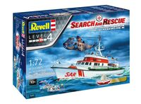 "SAR DGzRS Arkona and Westand Seaking Mk.41 ""Search and Rescue"" Model Set"
