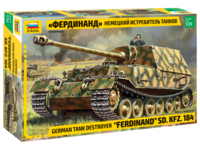 Ferdinand Sd.Kfz.184 German Tank Destroyer