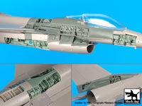 F-16 C Big set for Tamiya