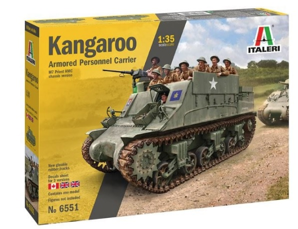 Kangaroo Armored Personnel Carrier - Image 1