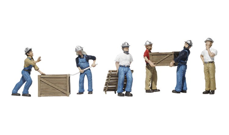 Dock Workers - Image 1