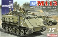 IDF M113 Armored Personnel Carrier Yom Kippur War 1973
