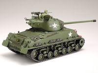 "U.S. Medium Tank M4A3E8 Sherman ""Easy Eight"" Korean War - Image 1"