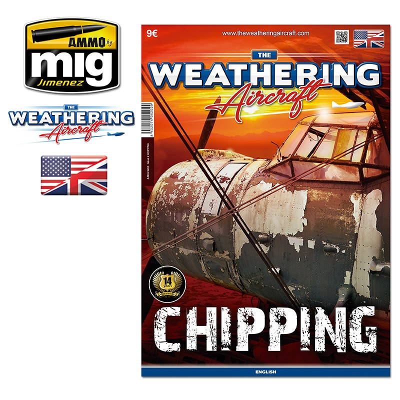 TheWathering Aircraft 2: Chipping ENGLISH version - Image 1
