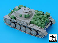Pz.Kpfw. II Ausf C accessories set for Dragon - Image 1