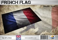 French Flag 297 x 210mm