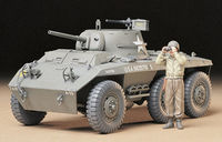 U.S. M8 Light Armored Car Greyhound