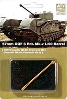 57mm OQF 6 Pdr.Mk V L/50 Barrel