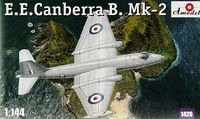 English Electric Canberra Mk.II British Jet Bomber - Image 1