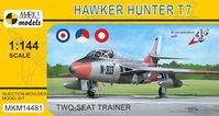 Hawker Hunter T.7 Two-seat Trainer - Image 1