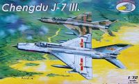Chinese Chengdu J-7 III (limited edition) - Image 1