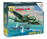 German bomber Junkers Ju-88 (Art of Tactic)