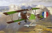 French fighter Nieuport 16 (Andre Chainat)