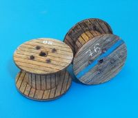 Small cable reel - Image 1