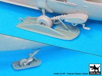 UH-60 Ski accessories set for Italeri