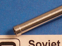 Soviet 76,2mm F-32 tank barrel for KV-1 (TRU)