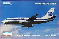 Boeing 737-200 Pan Am