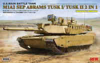 M1A2 TUSK I/ TUSK II WITH FULL INTERIOR