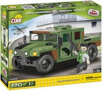 Cobi Small Army NATO Armored All Terain Vehicle