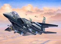 F-15E STRIKE EAGLE & bombs - Image 1