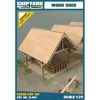 Work Shed skala 1:72