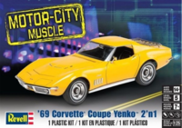69 Corvette Coupe Yenko 2in1 - Image 1