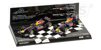 2-Car Set Red Bull Racing