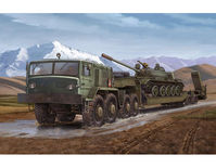 MAZ-537G intermediate type with MAZ/ChMZASP 5247G semi-trailer - Image 1