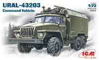 URAL-43203 Comand Vehicle - Image 1