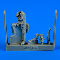 US Navy Pilot WWII - Pacific Theatre Figurines