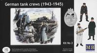 German tank crews, 1943-1945. Kit #2 - Image 1