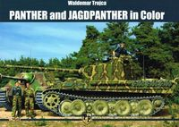Panther and Jagdpanther in Color (English)