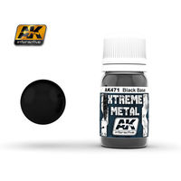 AK471 XTREME METAL BLACK BASE